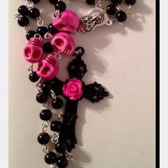 Black and Pink....Nice