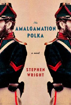The Amalgamation Polka by Stephen Wright 9780679451174 Cool Books, Used Books, Chip Kidd, Michael Bierut, Stefan Sagmeister, Paula Scher, Milton Glaser, Best Book Covers, Book Jacket