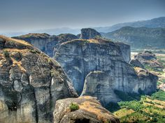 Meteora, Greece | 8 Places You Need To Immediately Add To Your Bucket List