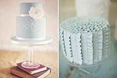 Outydse Troukoeke { Pragtige Idees } Art Deco, Wedding Ideas, Cakes, Weddings, Recipes, Cake Makers, Kuchen, Wedding, Recipies