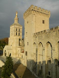 Avignon, France = spring break with three friends.  We danced on the bridge.....