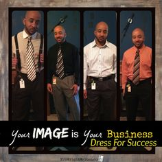 Your Image Is Your Business – Dress For Success | www.mrswrightwrites.com