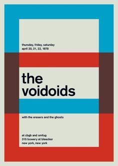 the voidoids at cbgb, 1978