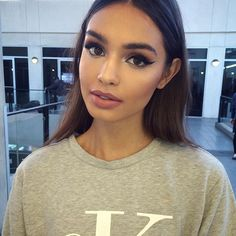 @elizabethrsawatzky // #hair #makeup