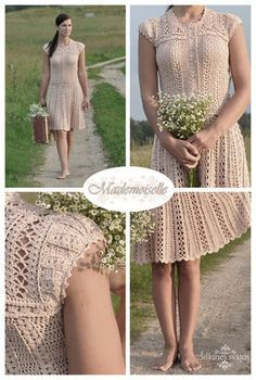 Captivating Crochet a Bodycon Dress Top Ideas. Dazzling Crochet a Bodycon Dress Top Ideas. Crochet Skirts, Crochet Blouse, Crochet Clothes, Knit Dress, Pull Crochet, Crochet Lace, Crochet Designs, Crochet Patterns, Crochet Woman