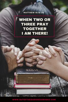 When we pray together Jesus promised us he would be in our midst + answer our prays. Praying in groups is a powerful tool when praying through the darkness. We may be facing tough times but God promises to deliver us + be with us! Pray together through effective Bible Prayers in Five Keys to Answered Prayer #God #Faith #Bible #Spiritual #change #pray #praytogether #praythroughit #praythroughthestorm #praythroughhardtimes #faith #godthoughts #answeredpray #powerofwords #opendoortoheaven How To Pray Effectively, Learning To Pray, Faith Bible, Bible Prayers, Gods Promises, Tough Times, Powerful Words, Gods Love, Darkness