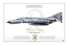 McDonnell Douglas F4-F Phantom II
