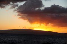 Makena Secret Beach Sunset