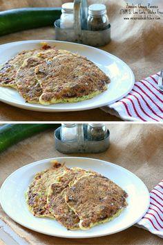 Zucchini Cheesy Pann