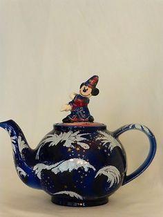 Cardew Disney Mickey Mouse Sorcerer's Apprentice large teapot