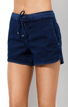SHORTS JEANS CURTO CONFORT - UNICA / 42