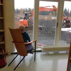 Kirjaston uusi vetonaula