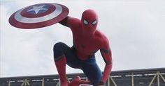 Spiderman in Civil War! Awesome sauce!#movies #theatre #video #movie #film #films #videos #actor #actress #cinema #dvd #amc #instamovies #star #moviestar #photooftheday #hollywood #goodmovie #instagood #flick #flicks #instaflick #instaflicks