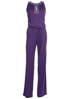 Macacão lilás-escuro - Moda Feminina - bonprix.de