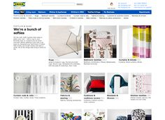ikea.com category page