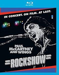 Paul McCartney Rockshow [Blu-ray] DVD