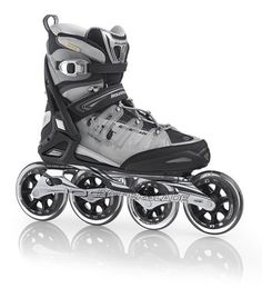Rollerblade Men's Crossfire 100 Skate by Rollerblade. $208.10. Amazon.com                Designed with the serious fitness skater in mind, the Crossfire 100 inline skates helps men everywhere strengthen their skating techniques. The Crossfire 100 is equipped with a performance aluminum frame, which offers superior maneuverability while preserving your speed. As a result, you can skate farther and faster while using a minimum of energy. Comfort-wise, the Crossfir...