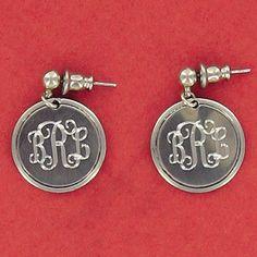 Sterling Silver Ball Post Earrings