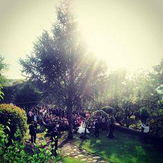 #Bodas #ideales en el #Parador de #Oropesa #airelibre #boda de #cuento #love #novios #ceremonia