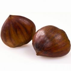 Chestnuts Raw Roasted Chestnuts, Roasted Nuts, Raw Nuts, Mixed Nuts, Italian Recipes, Cooking Tips, Onion, Healthy Snacks, Vegetables