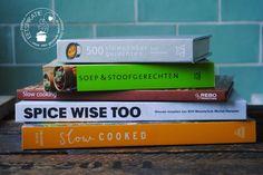 Kookboeken voor de slowcooker