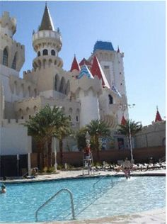 Excalibur hotel casino las vegas nv hotel reviews for Pool and patio show las vegas