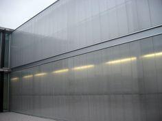 policarbonato celular para fachadas