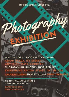 Poster Photography exhibition