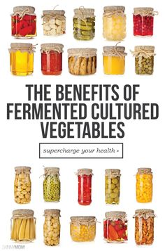 Should you be eating fermented cultured veggies?