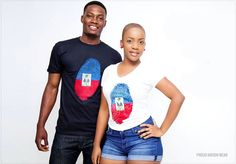 Proud Nation Wear Haitian Flag Day outfits