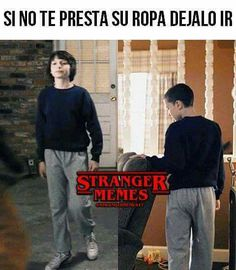 Read from the story Memes de Stranger Things by softxrw (( ͡°ᴥ ͡° ʋ)) with reads. Stranger Things Aesthetic, Stranger Things Funny, Stranger Things Netflix, Starnger Things, Saints Memes, I Call You, Narnia, Tv Shows, Reading