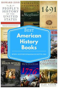Best American History Books Looking for some great American history books to read? Click through to see the list of the best American history books! Hj History, History Books For Kids, Best History Books, History Quotes, History Timeline, History Facts, Ancient History, Design History, History Channel