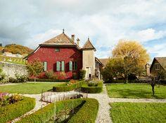 Switzerland's Hidden Wineries