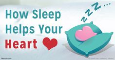 When you don't get enough sleep, you put your heart health at risk because of increased heart strain and blood pressure, which may lead to a heart attack.