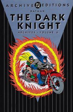 Batman Dark Knight Archives Hc Vol 06 (DC Archives Editions) @ niftywarehouse.com #NiftyWarehouse #Batman #DC #Comics #ComicBooks