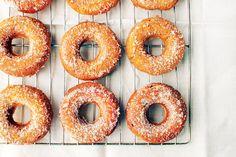 FlapJacked Pumpkin Spice Doughnuts Recipes