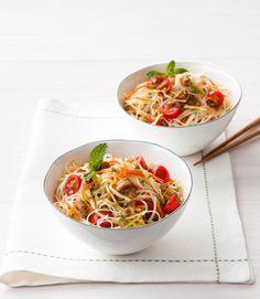 Spicy Thai Noodle Salad  - Delish.com