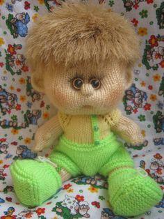 IMG 5358 - мы из детства - Галерея - Форум почитателей амигуруми (вязаной игрушки)
