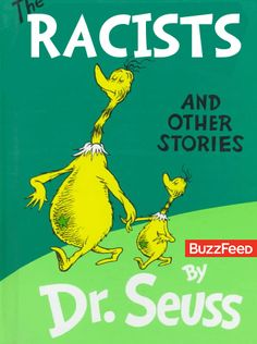 "Also known as ""The Sneetches"". In this book, a group of yellow creatures called Sneetches, some of whom have a green star on their bellies. At the beginning of the story, Sneetches with stars discriminate against and shun those without."