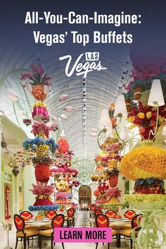 Quality in high quantity. That's what separates Las Vegas buffets from anywhere else. Vegas Vacation, Las Vegas Trip, Las Vegas Nevada, Vacation Destinations, Dream Vacations, Vacation Spots, Vegas Fun, Places To Travel, Places To Go