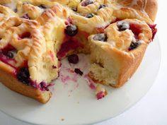:pastry studio: Lemon Blueberry Rolls
