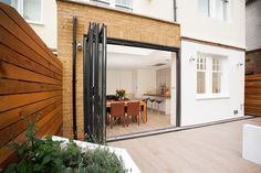 Streatham, SW2, Side Return Extension, Kitchen Extension, Victorian Terraced House, Bi-Fold Doors, Kitchen, Rear Extension, Roof-lights, Glass Roof, Kitchen, Side Return Ideas, Kitchen Extension Ideas, Dining Area Ideas, Living Area Ideas, Flooring Ideas, Wood Flooring, Contemporary Kitchen, Kitchen Island, Kitchen Floor
