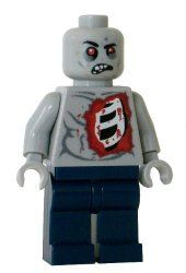 A lego zombie that I helped design.