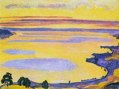 Ferdinand Hodler Paintings 1853–1918