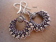 Small bag II. by IrenaK - SAShE.sk - Handmade Earrings