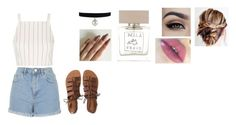 """Sunday"" by isabellasmall on Polyvore featuring Topshop, Aéropostale and Bella Freud"