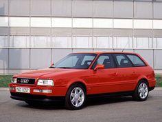 Audi 80 Avant S2 Quattro (B4) 1993 — Parts & Specs