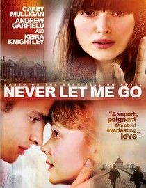 Rent Never Let Me Go starring Carey Mulligan and Andrew Garfield on DVD and Blu-ray. Get unlimited DVD Movies & TV Shows delivered to your door with no late fees, ever. Carey Mulligan, Andrew Garfield, Sad Movies, Movies To Watch, Saddest Movies, Drama Movies, Keira Knightley, Never Let Me Go, Let It Be