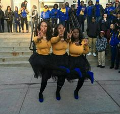 SGRHO Bloomfield College Gamma Theta Chapter of SGRHO Spring 2016