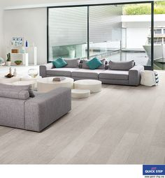 New Ideas Flooring Laminate Kitchen Cleanses Grey Laminate Flooring, Hardwood Floor Colors, Pvc Flooring, Linoleum Flooring, Wood Laminate, Wooden Flooring, Concrete Floors, Hardwood Floors, Penny Flooring